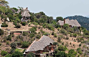Borana Safari Lodge